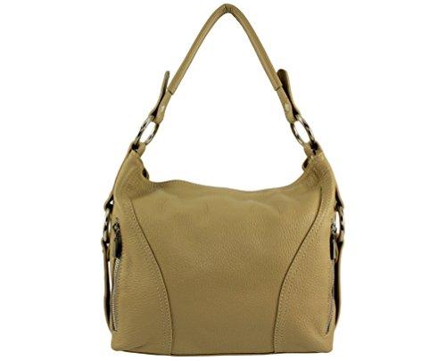 Taupe sac nany sac à Sac cuir nany les cuir main sa vachette nany main Nany femme tous Sac sac jours cuir Coloris a Italie Plusieurs nany 4a16apqw