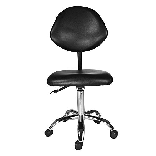 YOMXL Modern Simple Office Chair With Adjustable Backrest Chair For Home Study