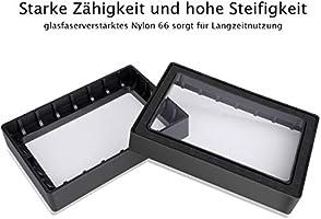 ELEGOO - 4 depósitos de resina de plástico para impresora ELEGOO ...