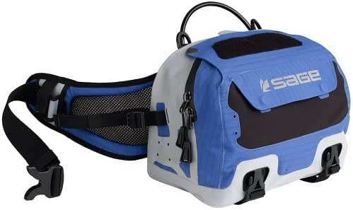 Sage Technical Field Bag/Pack - Waist Pack - Small Cobalt/Storm 7672-CS-1 by Sage: Amazon.es: Deportes y aire libre