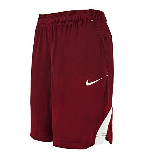 Mens Nike Stock (NIKE Women's Stock Coach Shorts Cardinal M)