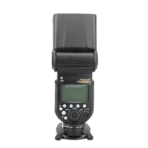 YONGNUO YN968N Wireless Flash Speedlite High-speed Sync TTL
