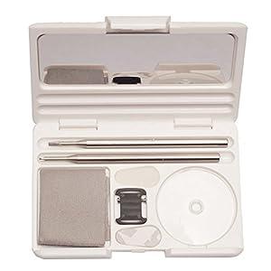 SOS Optical Everywhere Eyeglass Repair Kit Credit Card Size White