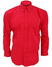 Amazon.com: Reds - Button-Down Shirts / Shirts: Clothing, Shoes ...
