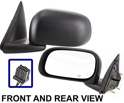 dodge dakota side mirror 2006 - 6