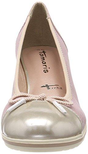 Tamaris 22461 Damen Pumps Rosa (rosa Glam Pettine)