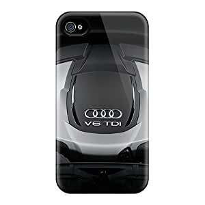 StaceyBudden Scratch-free Phone Cases For Iphone 6- Retail Packaging - Audi
