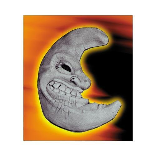 Morris/Aroma Props Moon Face Plaque One Size Multiple Colors