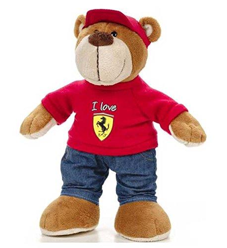 Ferrari Standing Teddy Bear