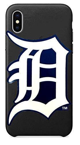 Detroit Tigers Vinyl Decal Sticker Set 2.7 x 3.7 inch 5 Pack Wakuma