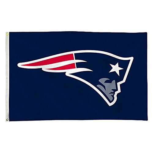 Flag Football Teams (NFL New England Patriots Banner Flag 3-Foot by)