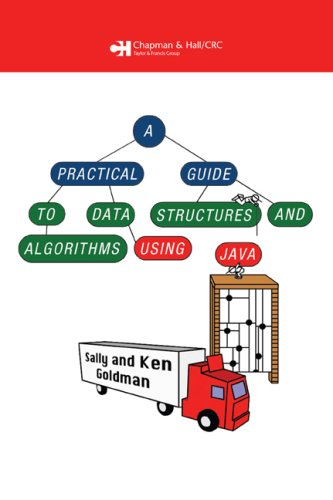 A Practical Guide to Data Structures and Algorithms using Java by Kenneth. J Goldman , Sally. A Goldman, Chapman and Hall/CRC
