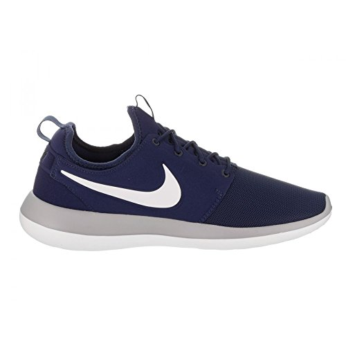 a8427a344273 Galleon - NIKE Men s Roshe Two Binary Blue White Wolf Grey Running Shoe 9.5  Men US