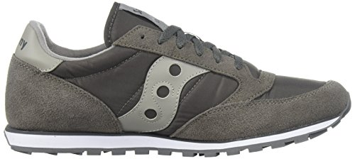 Jazz Charcoal Chaussures Homme Gris de Grey Running Saucony Pro Low Rq8nSfS