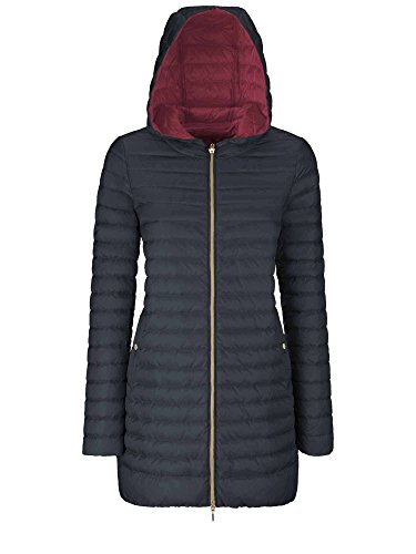 Down red W8225c T2412 44 crim F4390 Nights Blue Geox Jacket Woman YZTq5