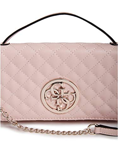 G Wallet GUESS Quilted Clutch Blush Lux gAAqwdv