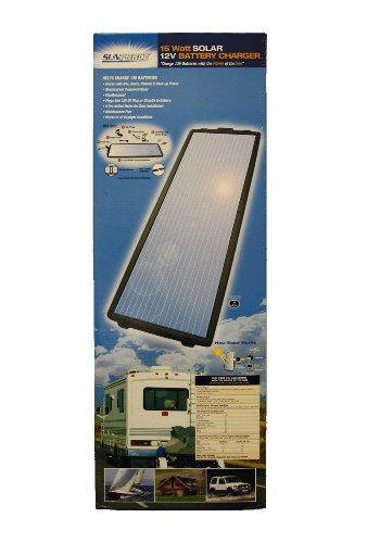 Northern Industrial High Wattage Solar Panels - 15 Watt