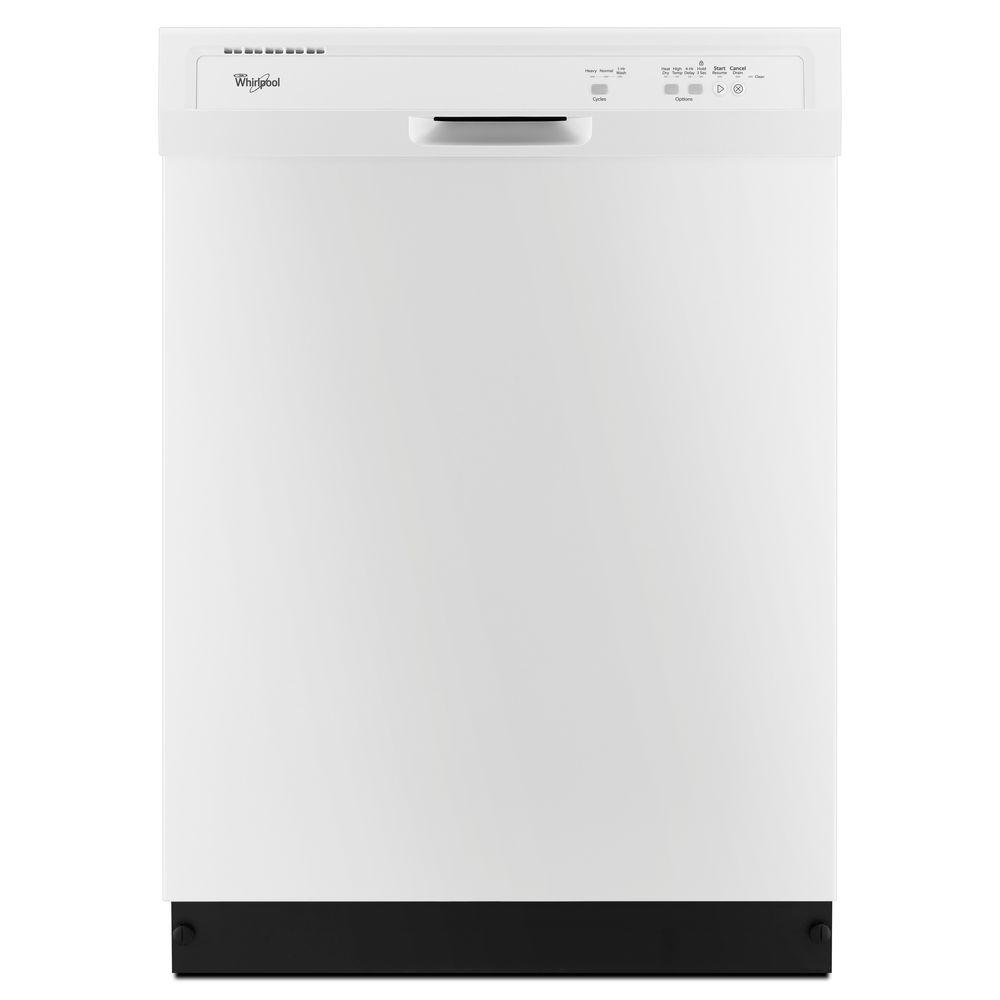 NEW Dishwasher Whirlpool 23.88'' Built-In Countertop White or Black Kitchen Appliance