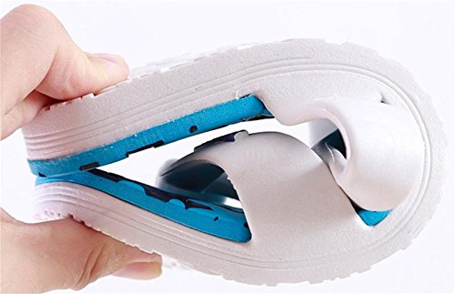 W&XY Bathroom slippers male summer home floor non-slip indoor Beach Pool Shoes sandals 41 RVqv9