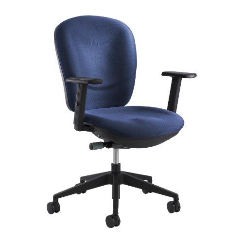 U Rae Ergonomic Task Chair, Blue (Rae Task Chair)
