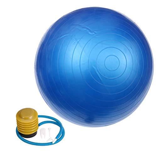 BESPORTBLE 85Cm 1000G Workout Yoga Ball PVC Fitness Balance Ball Pilates Ballon d'exercice pour l'exercice Pilates…