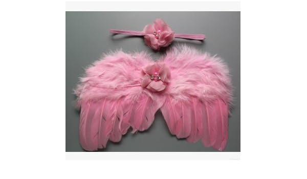 Bugou Bebé recién nacido sesión de fotos traje alas de ángel ángel ...