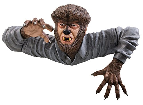 The Wolf Man Grave Walker Decor - THE WOLF MAN GRAVE WALKER DCOR