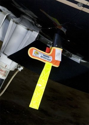 - Plane Sights Angled Pitot Tube Cover