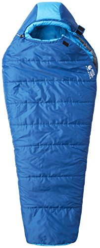 Mountain Hardwear Bozeman Flame Sleeping Bag - Women's Deep Lagoon Regular Left Handed Mountain Hardwear Womens Sleeping Bag
