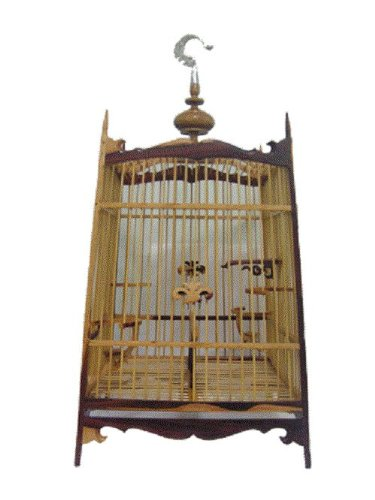 Bamboo Birdcage - 5
