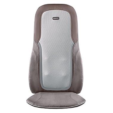 HoMedics MCS-750H Quad Shiatsu Massage Cushion with Heat