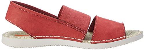 Softinos Dame Tai383sof Vaskede Sandalen Rød (rød) iJr02fMn1n