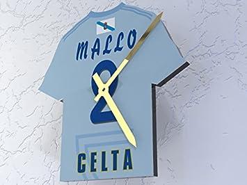 Celta Vigo FC club de fútbol – Camiseta de fútbol reloj – cualquier nombre y cualquier