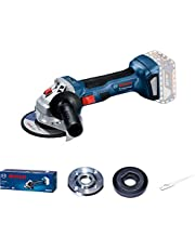 Bosch Professional Cordless Angle Grinder GWS 180-LI - 0 601 9H9 022 * Battery and charger not included *