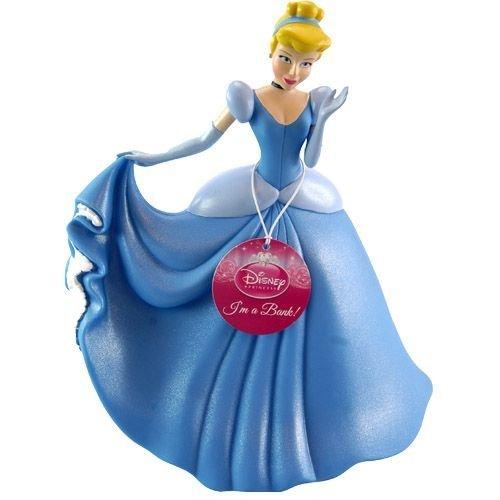 UPC 724328650722, Disney Princess Cinderella Coin Bank