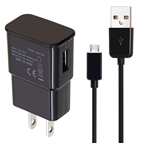 For-Xiaomi-Redmi-Note-3-MediaTekNew-Black-Home-Wall-Travel-Charger-Data-Cable