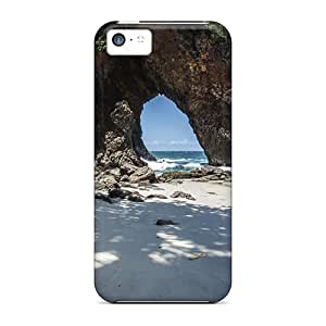 High-quality Durable Protection Case For Iphone 5c(relax On Beach)