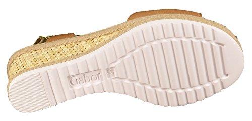 Gabor Gabor - Sandalias Mujer coñac