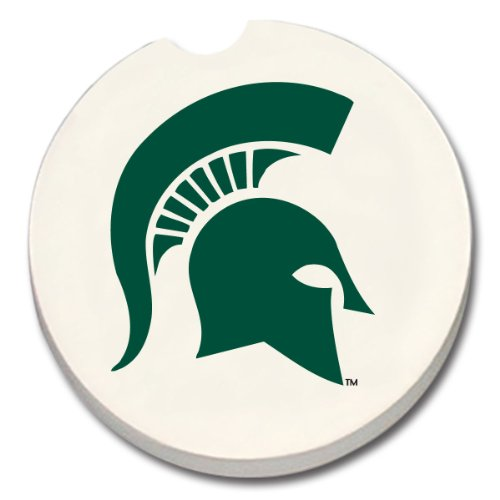 Michigan State Spartans Absorbent Coaster