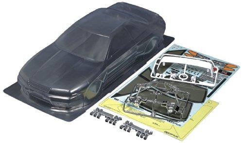 Tamiya 51365 RC Body Set Nissan GT-R (R32)