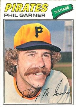 1977 O Pee Chee Regular Baseball Card 34 Phil Garner Of