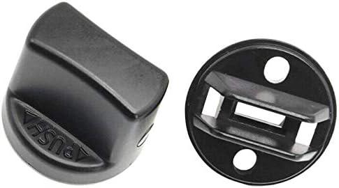 ACAMPTAR Z/üNd Schl/üSsel Knopf Dr/üCken Drehschalter Schl/üSsel Z/üNd Knopf Set f/ür Keyless Entry Speed ??6 CX7 CX9 Ersetzen D461-66-141A-02 D6Y1-76-142 Dreh Knopf