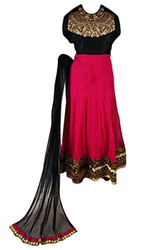 Indian Pakistani Shalwar Kameez Designer Dress Stitched Anarkali Salwar Suit (Pakistani Designer Shalwar Kameez)