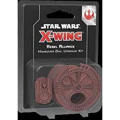 X-Wing Second Edition: Rebel Alliance Maneuver Dial: Toys & Games