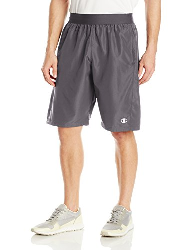 Champion Men's Crossover 2.0 Short, Shadow Gray, L