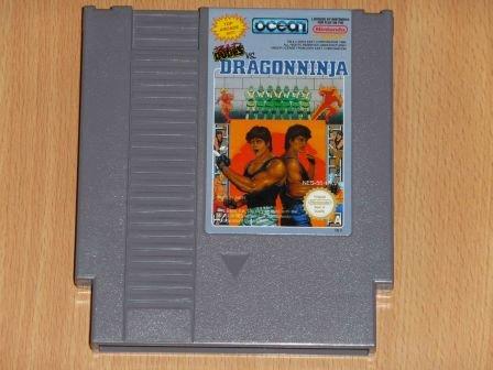 Bad Dudes vs Dragonninja [Nintendo NES] [Importación Inglesa ...