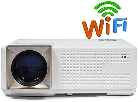 OSB STYLE Proyector WiFi 4000 lumi HD Proyector Nativo 1280 ...