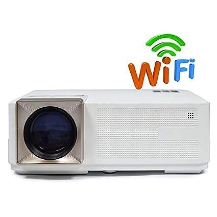 Amazon.com: OSB STYLE WiFi Projector 4000 lumi hd Projector ...