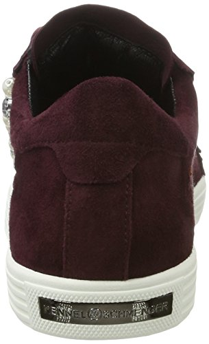 Kennel und Schmenger Women's Town Trainers Rot (Amarone/Pearl Sohle Weiss) for cheap online buy cheap original clearance Inexpensive free shipping sast amazon 1MyQwbUUf