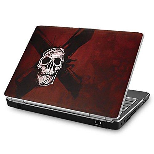 Skull & Bones Inspiron 15R & N5010, M501R Skin - Zombie X Vinyl Decal Skin For Your Inspiron 15R & N5010, M501R